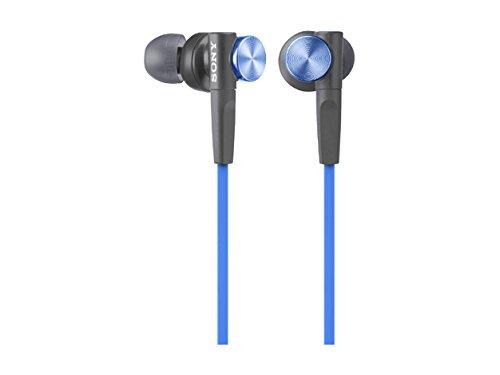 SONY MDR-XB50 Sluchátka do uší EXTRA BASS - Blue