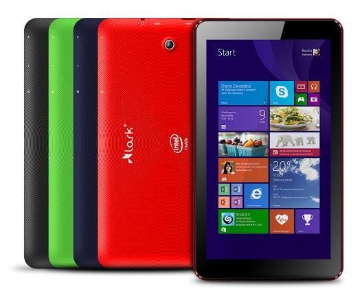 Lark Ultimate 7i WIN, 7'' IPS, Z3735G, 16GB, 1GB RAM, BT, Windows 10, modrý