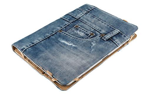 """TRUST Pouzdro na tablet 10"""" Universal Jeans Folio Stand for tablets"""
