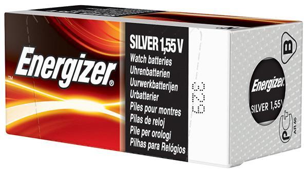 Baterie do hodinek (knoflíková baterie), ENERGIZER, 329