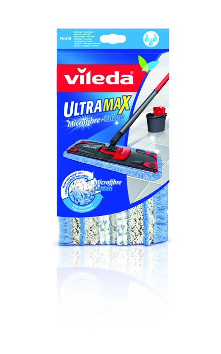 Náhrada k mopu Vileda Ultramax Micro+Cotton
