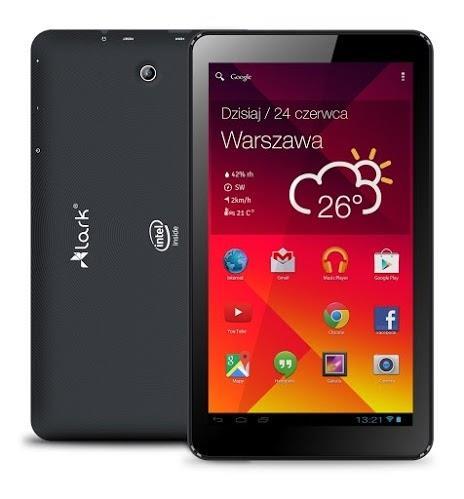 Lark Ultimate X4 7i, 7'' IPS, Z3735G, 8GB, 1GB RAM, BT, Android 4.4, černý