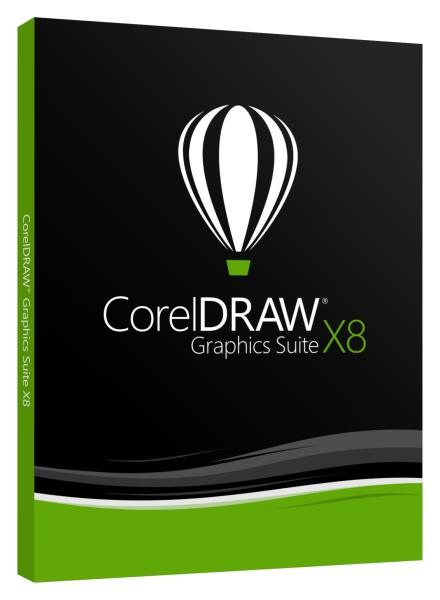 CorelDRAW Graphics Suite X8 Upgrade CZ