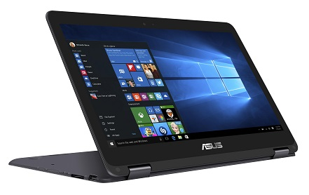 "ASUS UX360CA-C4004T M3-6Y30/8GB/256GB SSD/13,3"" FHD/touch/Win10/šedý"