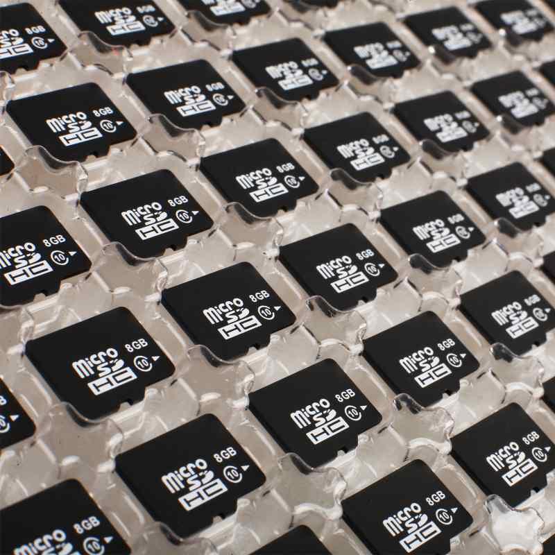 Pretec OEM MicroSDHC 8 GB class10 (bulk balení - min. odběr 60 ks)