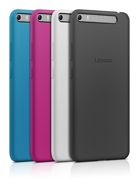 Lenovo PHAB PLUS basic back cover, čiré