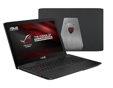 """ASUS GL552VX-CN147T i7-6700HQ/8GB/1TB HDD+128GB SSD/DVD-RW/15,6"""" FHD/GTX950M 4GB/Win10/černý"""