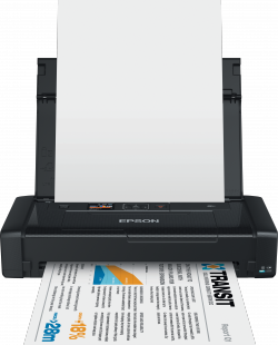 Epson WorkForce WF-100W A4, 5.760 x 1.440, wifi