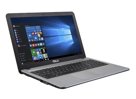 """ASUS F540LJ-DM166T i7-5500U/8GB/1TB SATA/DVD-RW/15,6"""" FHD/GT920M 2GB/Win10/stříbrný"""