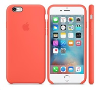 iPhone 6s Silicone Case - Apricot