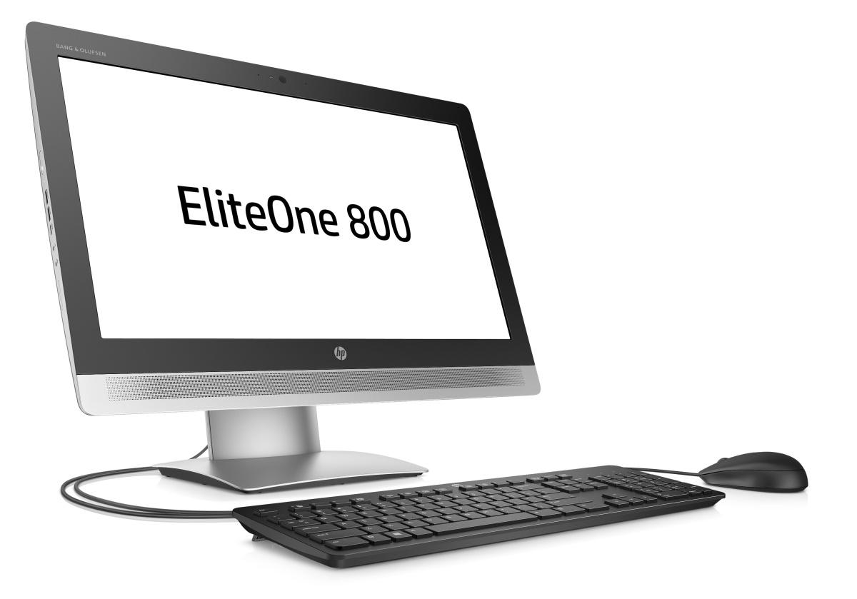 "HP EliteOne 800 G1 AiO FHD 23"" i3-4170/8GB/500GB/DVD/3NBD/7+8P+STAND"