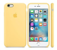 iPhone 6s Silicone Case - Yellow