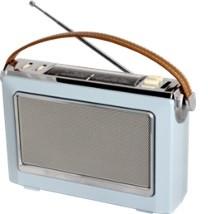 TRA-1966/LB Radiopřij. síť,baterie,FM/MW