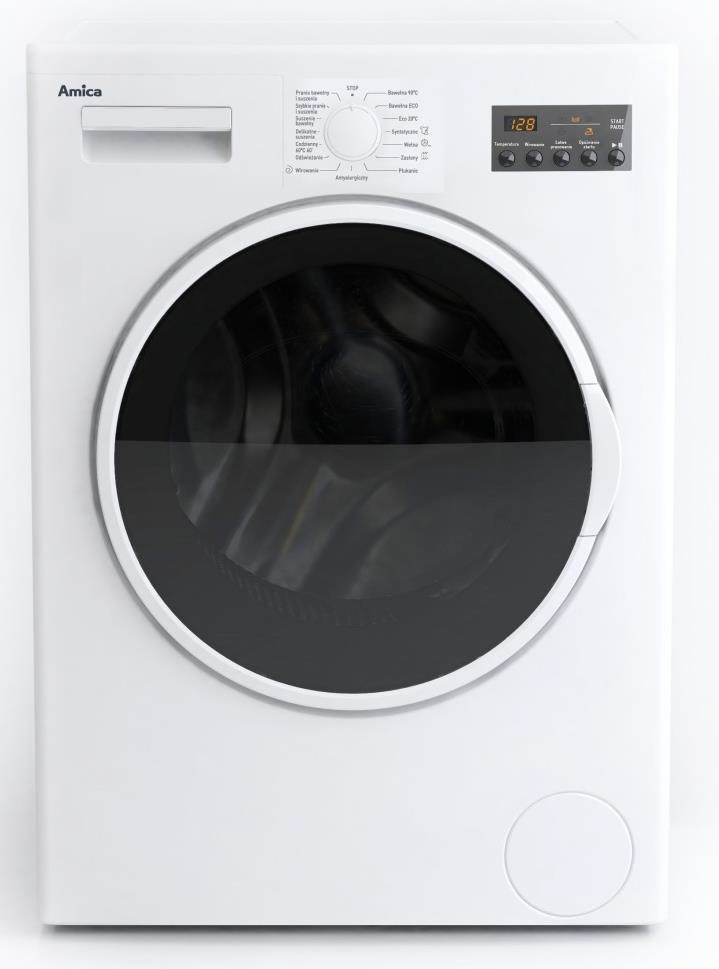 Pračka se sušičkou Amica AWDG7512CL