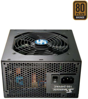Zdroj Seasonic M12II-EVO520 520W, 80 Plus Bronze, modulární, retail