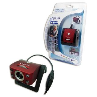 LOGILINK - Internetová kamera USB 1.3 Mpix