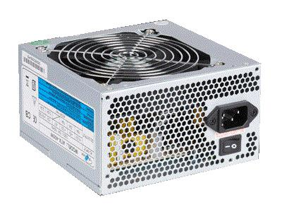 Zdroj Eurocase EC 350W, PFC, 12cm ventilátor,85+, bulk
