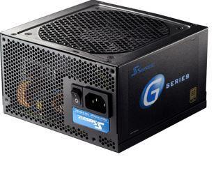 Zdroj Seasonic G-650 650W, 80 PLUS Gold aktivní PFC, retail