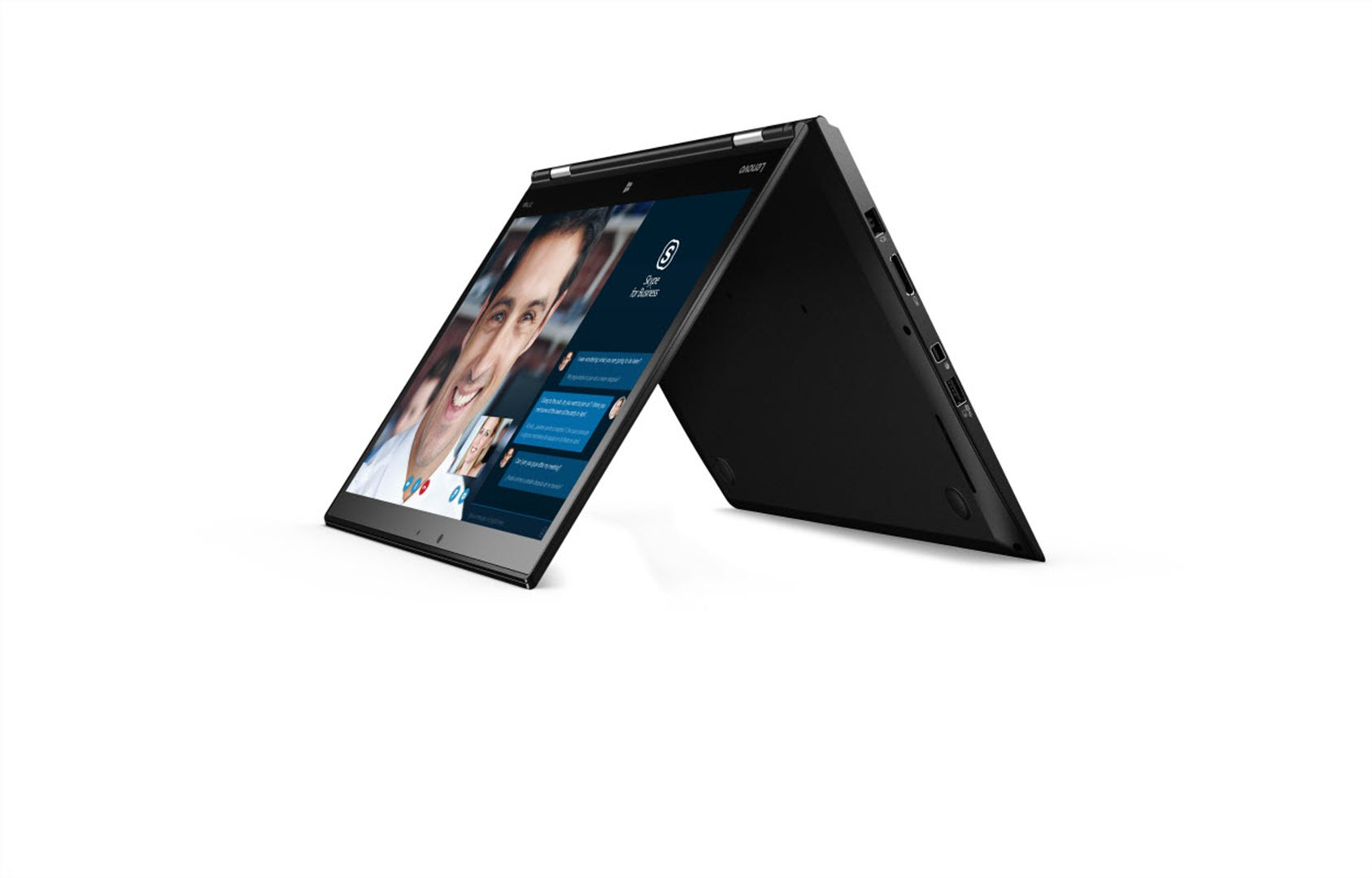 "Lenovo ThinkPad X1 YOGA i7-6600U/8GB/256GB SSD/HD Graphics 520/14""WQHD IPS multitouch/4G/Win10PRO/Black"