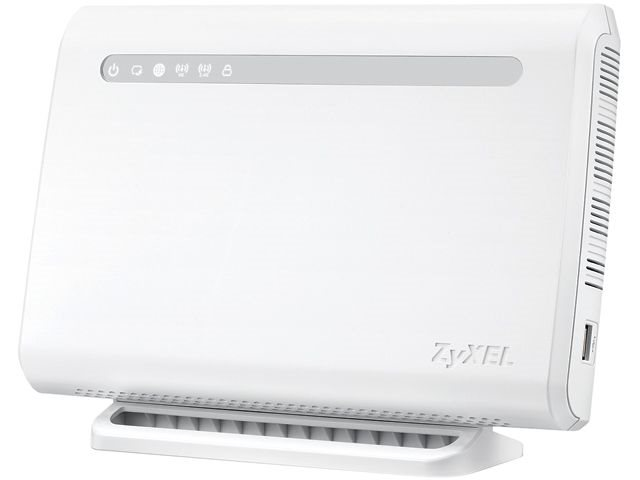 ZyXEL NBG6815, Simultaneous Dual-Band Wireless AC2200 Media Router, 802.11ac (450Mbps/2.4GHz+1733Mbps/5GHz), back compat