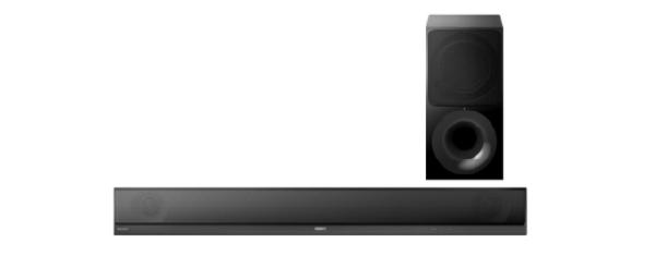 Sony Soundbar HT-CT790, 330W, 2.1k, NFC/BT černý