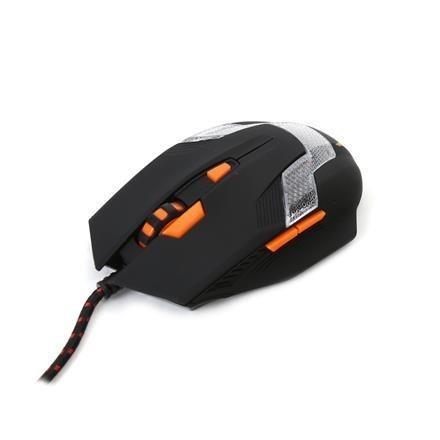 OMEGA herní myš VARR OM-266, 6 tlačítek + podložka