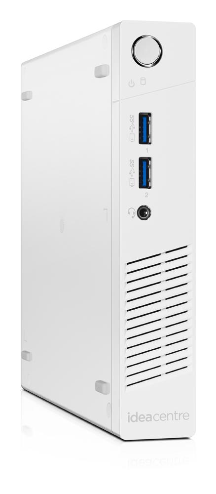 Lenovo IdeaCentre 200-01IBW Celeron 3215U 1,70GHz/2GB/SSD 32GB/WIN10 Home bílá 90FA002YCK