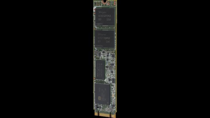Intel® SSD 540 Series (120GB, M.2 80mm, SATA 6Gb/s, 16nm, TLC)