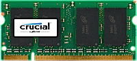 SO-DIMM 4GB DDR2-800 MHz Crucial CL6