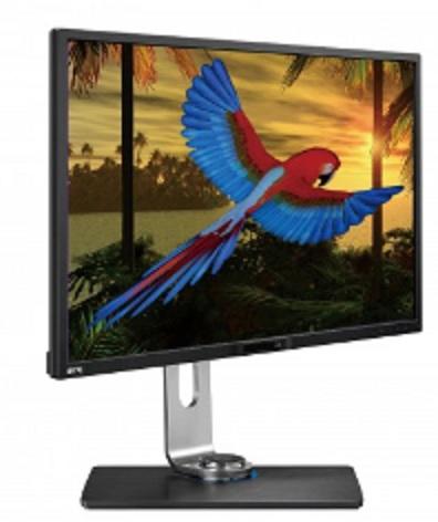"""BenQ LCD PV3200PT 32"""" W IPS LED/3840x2160/20M :1/5ms/250 nits/HDMI/DP/mDP/5xUSB 3.0/Repro/VESA/LowBlue Light"""