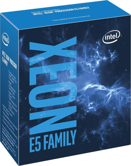 CPU Intel Xeon E5-2620 v4 (2.1GHz, LGA2011-3,20MB)