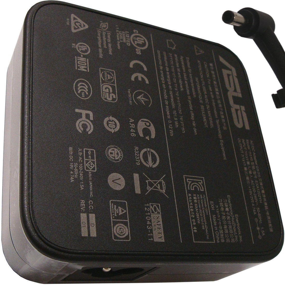 Asus orig. adaptér POWER ADAPTER 90W pro řadu B, PU, UX51VZ, UX560UX