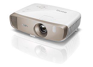 BenQ DLP Projektor W2000w 1920x1080 Full HD/2000 ANSI lm/15 000:1/D-SUB/2xHDMI/MHL/2x10W Repro+WDP02 Wireless FHD kit