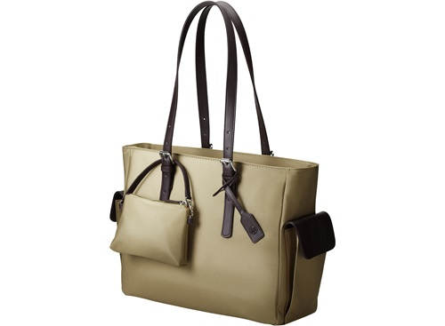 """HP 14.0"""" Dámská taška Ladies Slim béžová"""