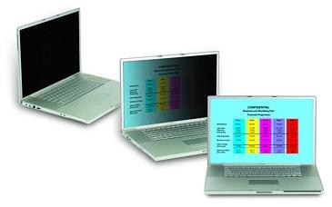 """3M Černý privátní filtr na notebook 12.5"""" widescreen 16:9 (PF12.5W9)"""