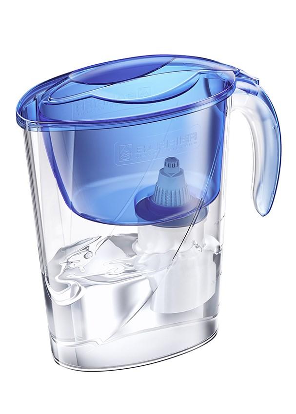 BARRIER Eco filtrační konvice na vodu, tmavě modrá