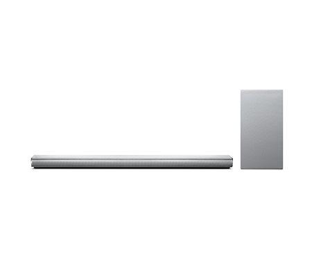 LG SH5 Soundbar s bezdrátovým subwooferem