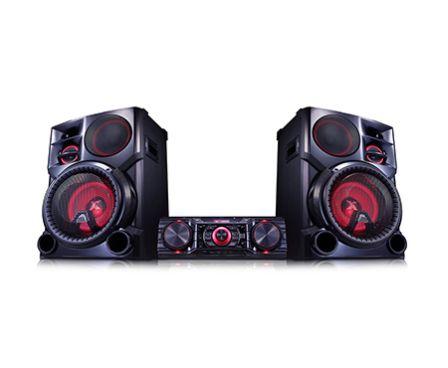 LG CM9760 MINI Systém s DJ efekty, DJ PRO