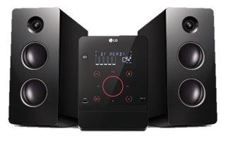 LG CM2760 MIKRO Systém s CD přehrávačem