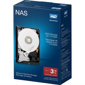 WD DESKTOP NAS 3TB 64MB 6Gb/s EMEA
