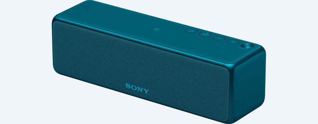 SONY SRS-HG1 Stylový, kompaktní bezdrátový reproduktor se zvukem s vysokým rozlišením - Blue