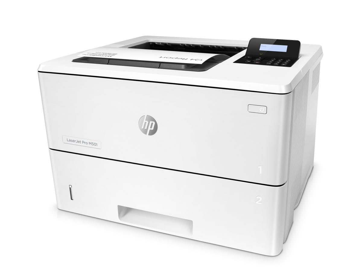 HP LaserJet Enterprise M501n (A4, 43 ppm, USB 2.0, Ethernet)