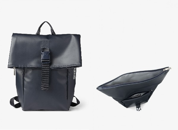 Bree Punch 92 Backpack S - blue