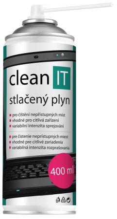 CLEAN IT čistící ubrousky mokré na LCD/TFT 100ks
