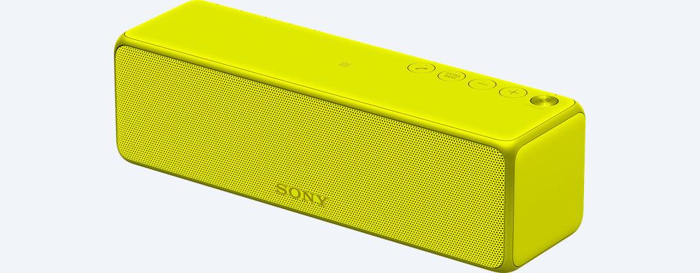 Sony bezdr. reproduktor SRS-HG1 ,Hi-Res,žlutý