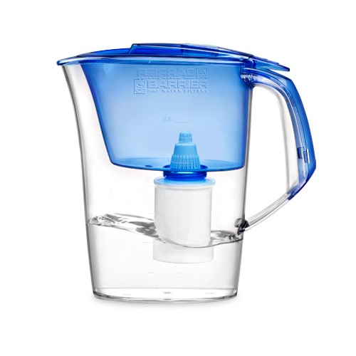 BARRIER Style filtrační konvice na vodu, tmavě modrá
