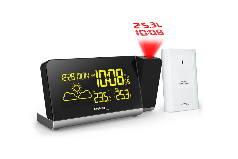 TechnoLine WT 539 - meteorologická stanice s projekcí