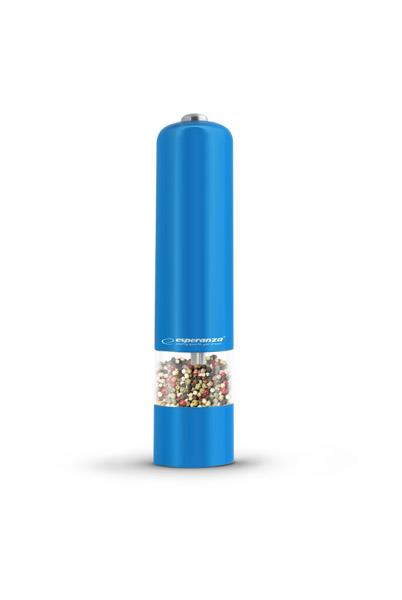Esperanza EKP001B MALABARA mlýnek na pepř, modrý