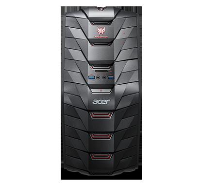 Acer Aspire G3-710_H Predator Ci5-6400/4GB+4GB/256GB/GTX 960/DVDRW/BT/USB/W10 Home