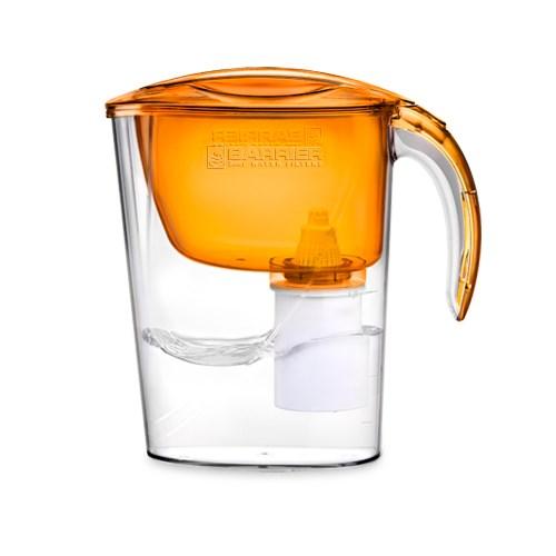 BARRIER Eco filtrační konvice na vodu, oranžová
